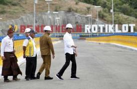 Dukung Jalur Logistik, Kementerian PUPR Jamin Kesiapan Jalan Sabuk Merah di NTT
