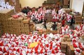WNI di Mesir Terima Donasi Bahan Pokok dan BLT