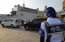 H-6 Lebaran, Angkutan Logistik di Bakaheuni Naik 61 Persen