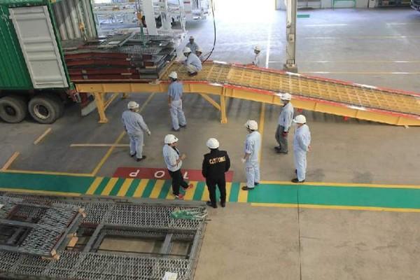 Bea Cukai Tegal Fasililtasi Ekspor Perdana oleh PT Hamana Works Tira Indonesia