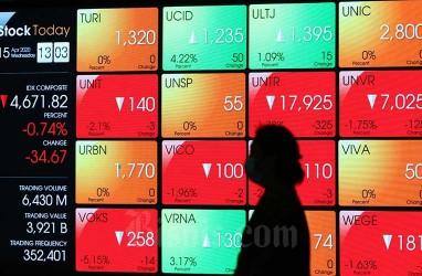 IHSG Reli, Investor Asing Justru Net Sell Rp2 Triliun Lebih