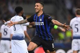 Valencia Incar Gelandang Inter Milan Matias Vecino