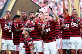 Juara Copa Libertadores Flamengo Mulai Berlatih Kembali