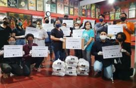 Ciputra Artpreneur Salurkan Donasi bagi Pegiat Seni Terdampak Corona