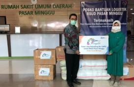 Bantu Tangani Corona, BRI Agro Salurkan Paket Sembako dan APD