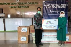 Bantu Tangani Corona, BRI Agro Salurkan Paket Sembako…