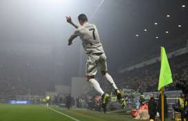 Lewati Karantina 14 Hari, Ronaldo Kembali ke Pelatihan Juventus