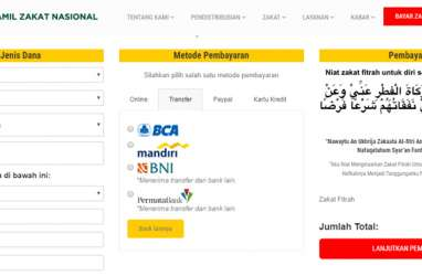 Zakat Fitrah Jabodetabek Rp40.000 bisa Dibayar Online, Ini Caranya