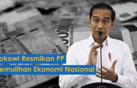 Jokowi Luncurkan PP Pemulihan Ekonomi Nasional