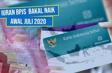 Iuran BPJS Kesehatan Akan Naik per Juli 2020