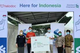 Standard Chartered Sediakan Rapid Test Covid-19 Rp3…