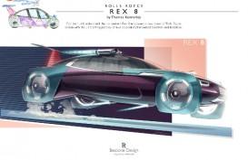 Rolls-Royce Perpanjang Pendaftaran Kompetisi Desainer Anak-anak