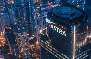 Lepas Bank Permata (BNLI), Astra International (ASII) Kantongi Rp16,83 Triliun