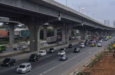 Polri Sebut Ada 400 Kendaraan Keluar Jabodetabek pada Hari Ini