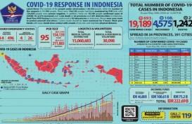 Perangi Covid-19, Rumah Sakit Ciputra Terima Bantuan Air Handling Unit