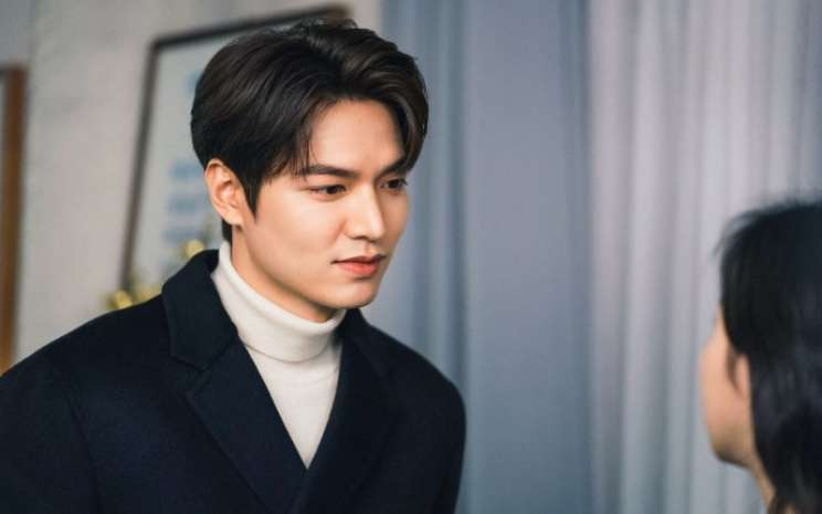 Lee Min Hoo dalam drama korea The King: Eternal Monarch - Soompi