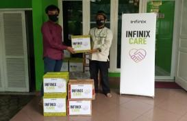 2 Panti Asuhan di Jakarta Terima Bantuan Sembako