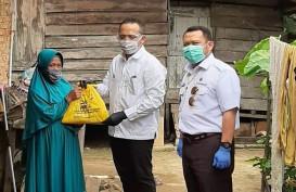 Salurkan 7.000 Paket Sembako Senilai 1 Miliar, PTPN V Dukung Terwujudnya New Normal