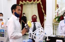 Indonesia Berhasil Buat Sendiri Alkes Penanganan Covid-19, Jokowi: Kalau Kepepet Semua Bisa Dilakukan