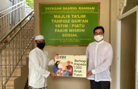Ikatan Bankir Indonesia Santuni Seribu Anak Yatim