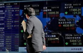 Bursa Jepang Melemah, Indeks Nikkei Koreksi Tipis