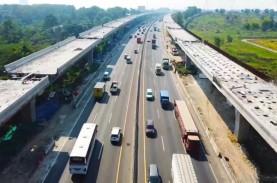 Hingga H-4 Lebaran, Jasa Marga (JSMR) Catat Kendaraan…