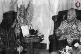 Cak Nun dan Penyesalan Menurunkan Soeharto