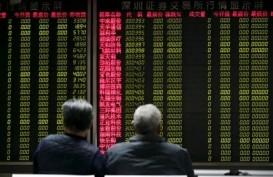 Bursa China Melemah, Tertekan Proyeksi Corona Gelombang Kedua