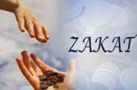 Doa Niat Zakat Fitrah untuk Diri Sendiri, Istri, Keluarga…