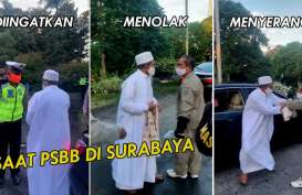 Habib Umar Assegaf Dilaporkan Polisi, Langgar PSBB malah Maki Petugas