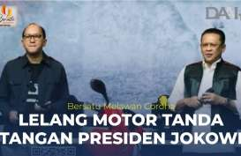 Pemenang Lelang Rp2,5 Miliar Motor Listrik Jokowi Buruh Bangunan, Panitia Gigit Jari