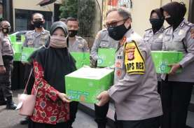 Polrestabes Bandung Kembali Gelar Baksos