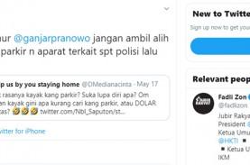 Ruas Jalan Sayung Lancar, Ganjar: Pak Fadli Zon, Tugas…