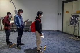 Syarat Naik Pesawat Selama PSBB, Terdapat 3 Kali Pemeriksaan