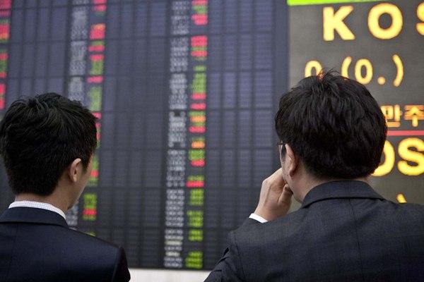 Indeks Kospi - Bloomberg
