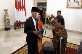Idulfitri di Era Corona, Presiden Jokowi Tak Gelar…