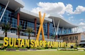 Frekuensi Penerbangan di Bandara SSK II Melandai Jelang Lebaran