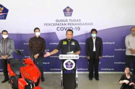 Akhirnya, Anak Hary Tanoe yang Beli 'Motor Jokowi'…