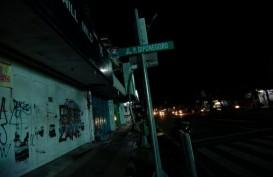 CEK FAKTA: Bebas Corona, PSBB Tegal Ditutup dengan Pesta Kembang Api?