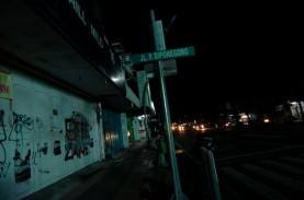 CEK FAKTA: Bebas Corona, PSBB Tegal Ditutup dengan…
