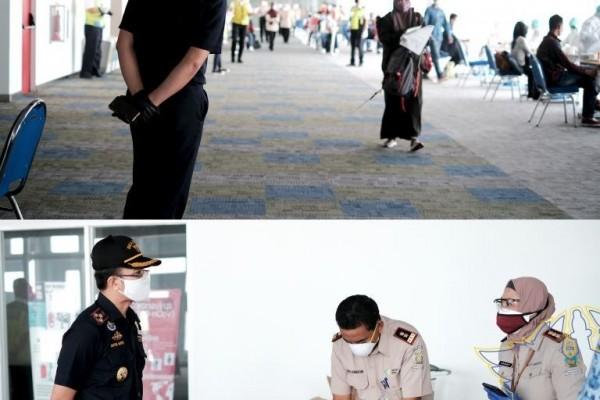 "Terima Kedatangan PMI di Tengah Pandemi, Bea Cukai Tanjung Emas: ""Kami Siap Bertugas"""