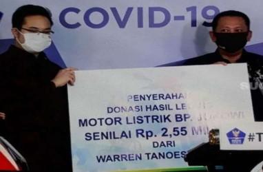 Mengenal Warren Tanoesoedibjo, Penebus 'Prank Motor Jokowi'