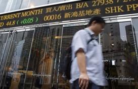 Bursa Hongkong Anjlok 5,5 Persen Gara-Gara UU Baru