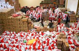 Pemprov Sulut Salurkan 140.000 Paket Bahan Pokok