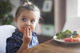 Konsumsi Makanan Sehat saat Anak-Anak Cegah Obesitas…