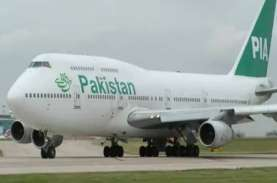 Pesawat Pakistan International Airlines Jatuh, 41…