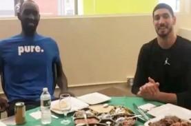 Cerita 2 Pemain Basket Boston Celtics Jalani Ramadan…