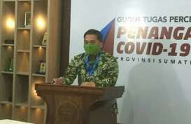 Pasien Positif Virus Corona di Sumatra Utara Jadi 285 Orang