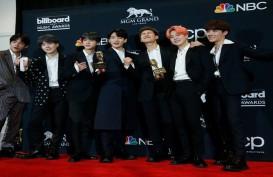 BTS Masih Bercokol di Peringkat Pertama Group K-pop Populer