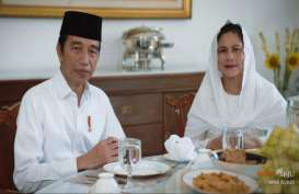 Presiden Jokowi Sebut Idulfitri Tahun Ini Menuntut Pengorbanan